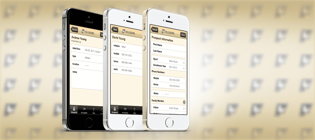 FieldLevel Team iOS App Development