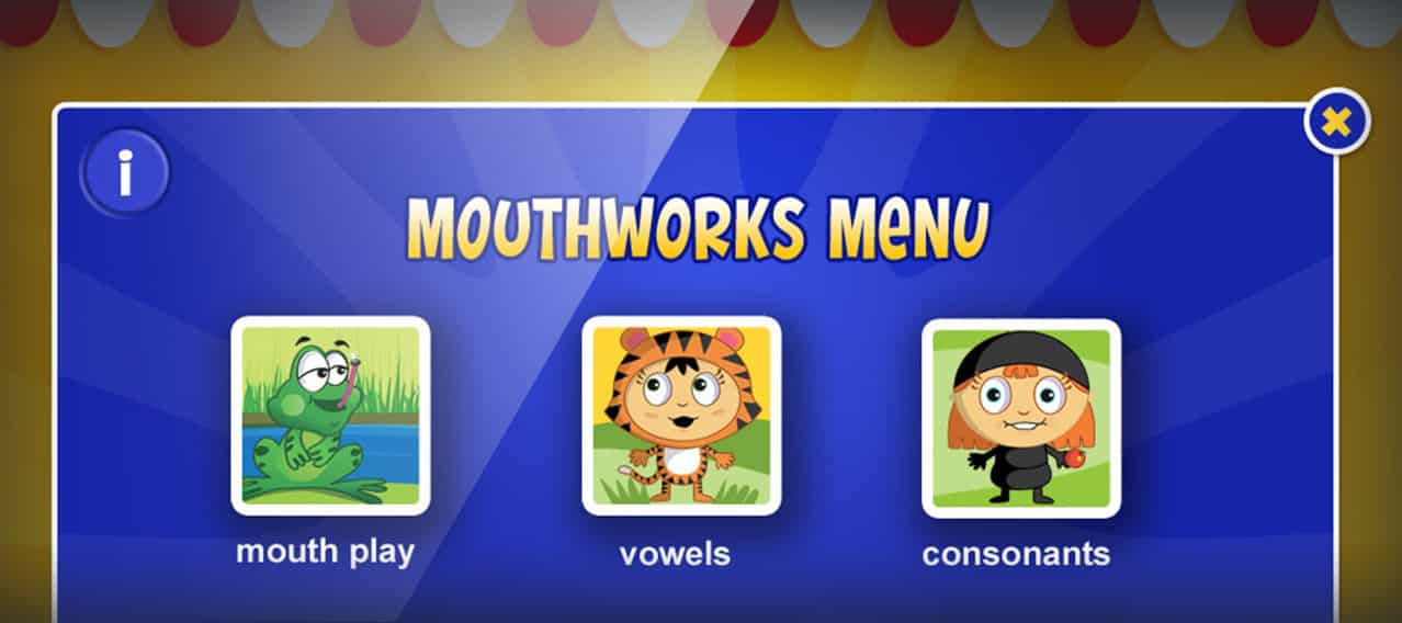 Mouthworks: Child Friendly Design