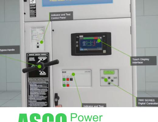 ASCO Power Technologies VR Experience