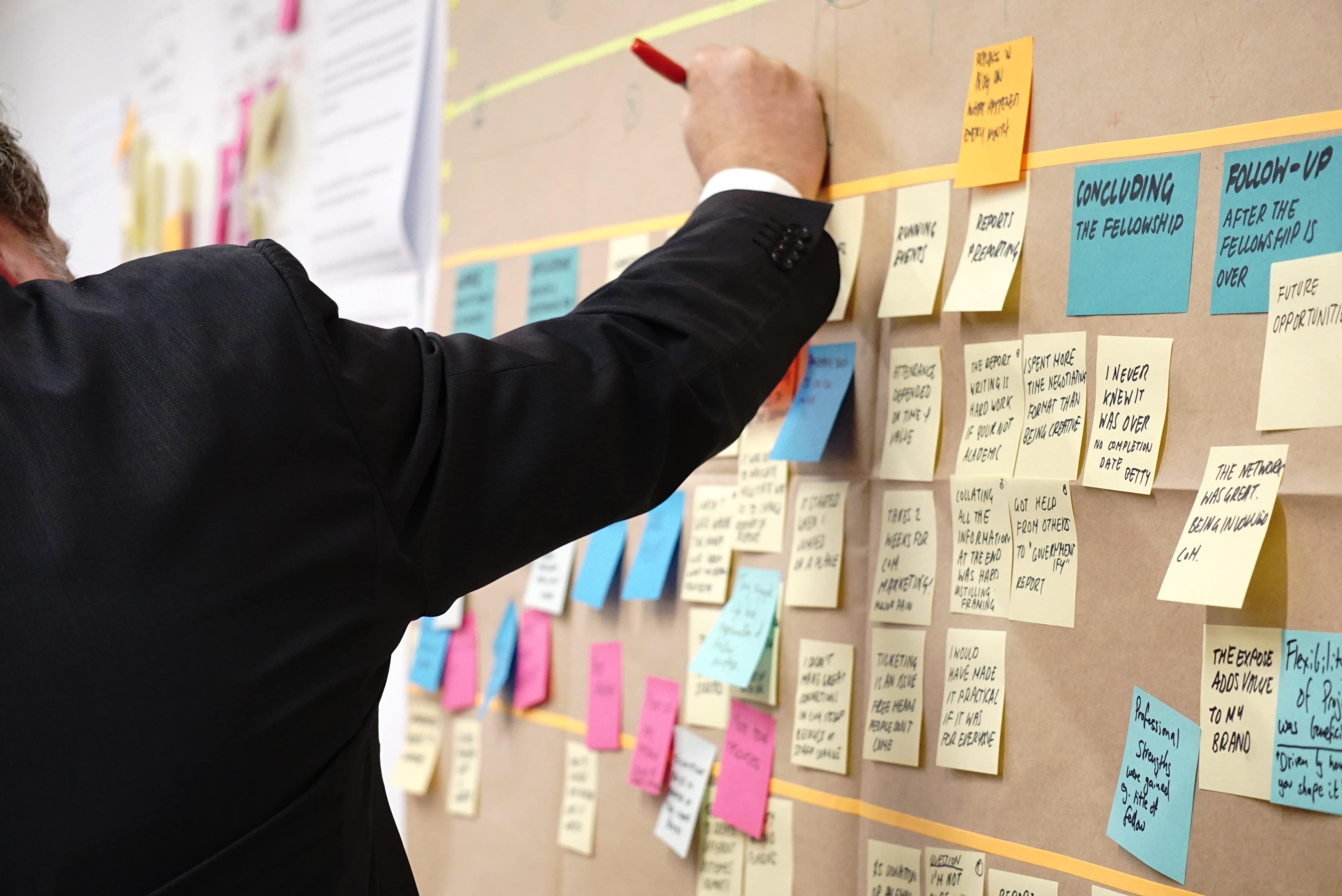 project development planning and methodolgy