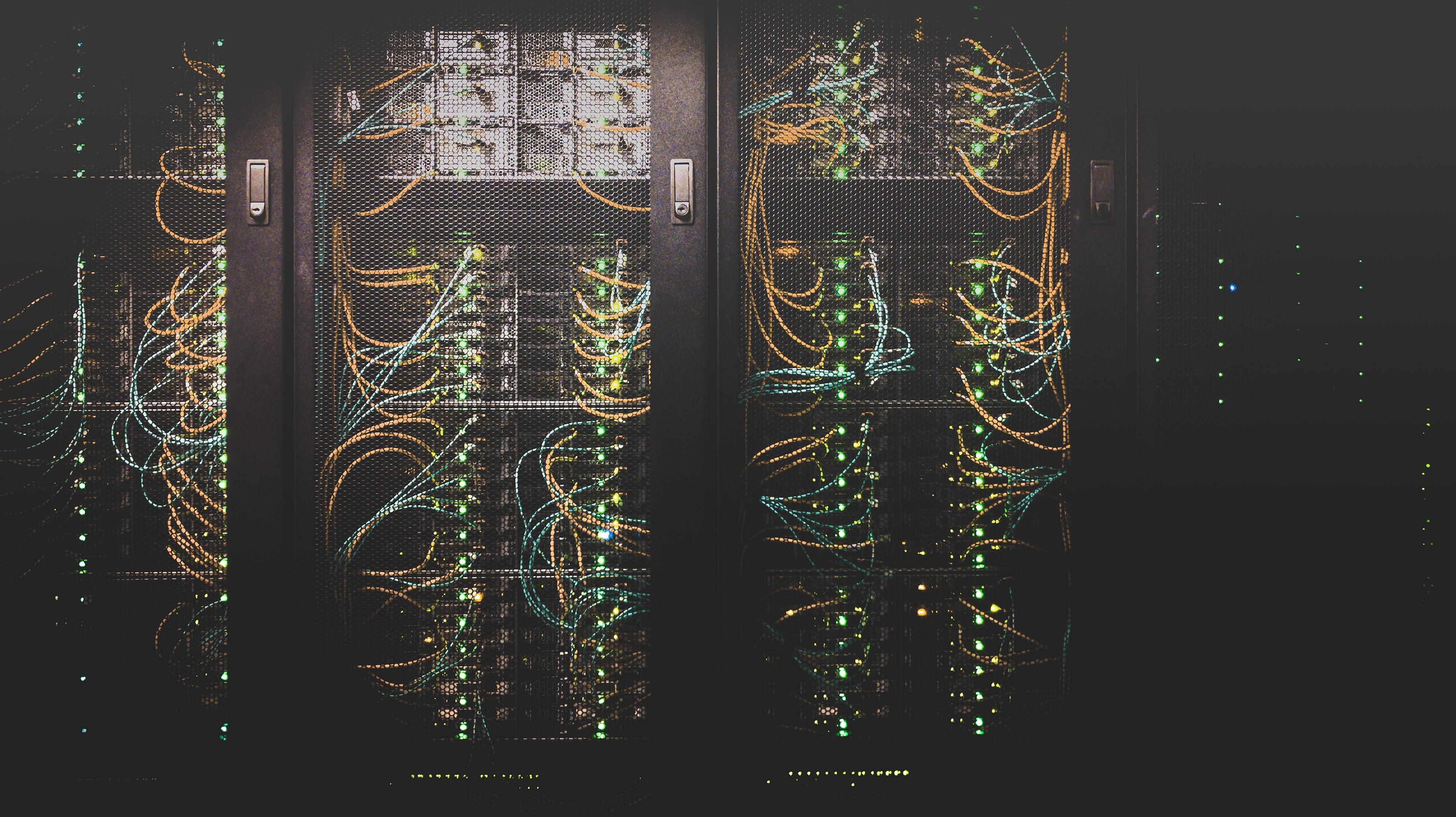 big server
